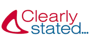 Clearly Stated logo