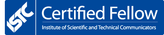 Logo indicating that Alison is a certified Fellow of the ISTC
